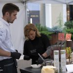 Chef Luca Menardi Ristorante Baita Fraina Cortina