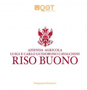 Anche quest'anno si rinforza e rinsalda la collaborazione con RISO BUONO