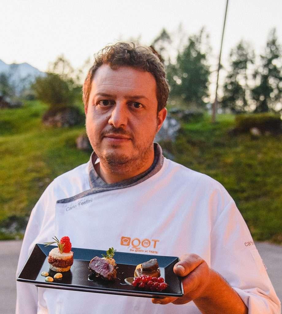 Carlo Festini - Ristorante Lago Scin